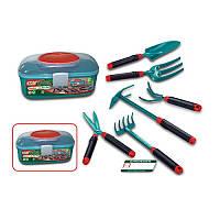 Набор инструментов садовый в чемодане