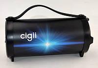Портативная стерео bluetooth колонка Cigii S11A Чёрный, фото 1