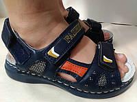 Кожаные сандалии босоножки на мальчика 27,28,29,31 размер