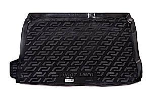 Коврик в багажник для Citroen C4 HB (11-) 122020300