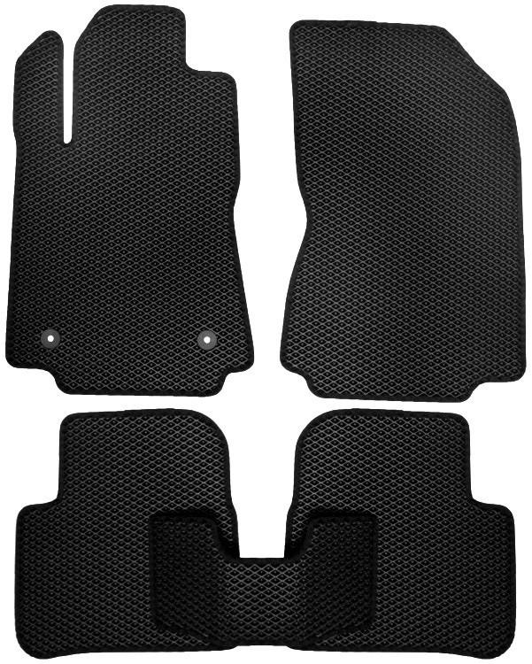Коврики EVA для автомобиля Citroen C3 III 2017- Комплект
