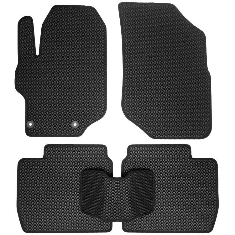 Коврики EVA для автомобиля Citroen C-Elysse 2013- / Peugeot 301 2013- Комплект