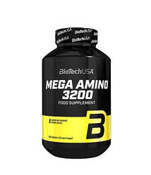 BioTech USA Mega Amino 3200 100t