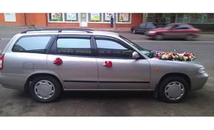 Ветровики Daewoo Nubira Wagon 1997-2003  дефлекторы окон