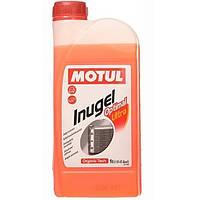 Концентрат антифриза д/авто G12 (оранжевый) MOTUL Inugel Optimal Ultra 1л. 109117/818101
