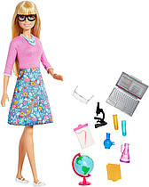 Игровой набор кукла Барби Учитель Я могу быть Barbie Careers Teacher Mattel
