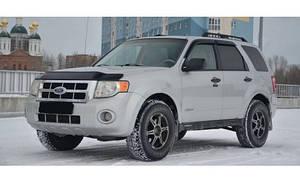 Ветровики Ford Escape 2007-2012/Mazda Tribute 2008-2011  дефлекторы окон