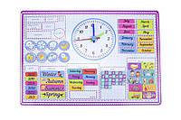 Календар магнітний англійський (Календарь магнитный английский), фото 1