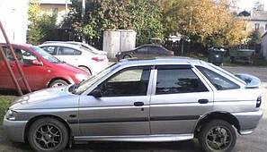 Ветровики Ford Escort VI Hb 5d 1995-1999  дефлекторы окон