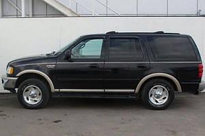 Ветровики Ford Expedition I 1996-2003  дефлекторы окон