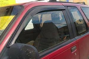 Ветровики Ford Explorer I 3d 1990-1994/Mazda Navajo 3d 1991-1994  дефлекторы окон