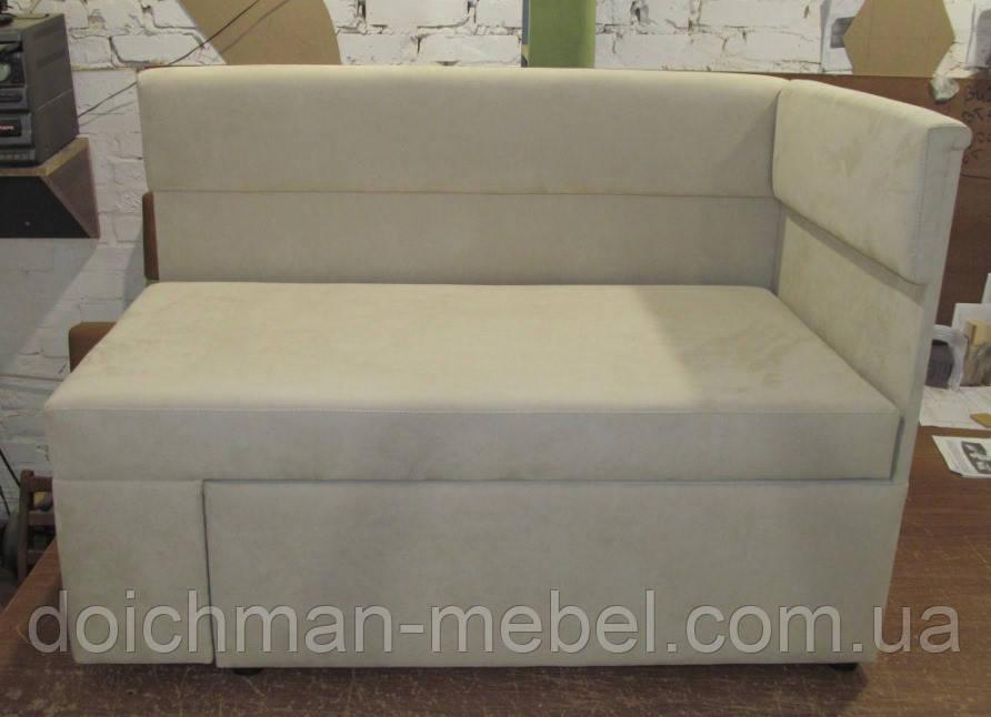 Узкий диван на кухню со спальным местом