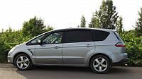 Ветровики Ford S-Max 2006-2010  дефлекторы окон