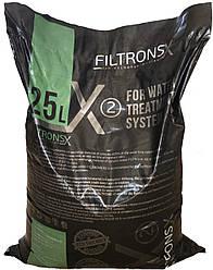 Фільтруючий матеріал комплексної дії Filtrons X2 (25 л)