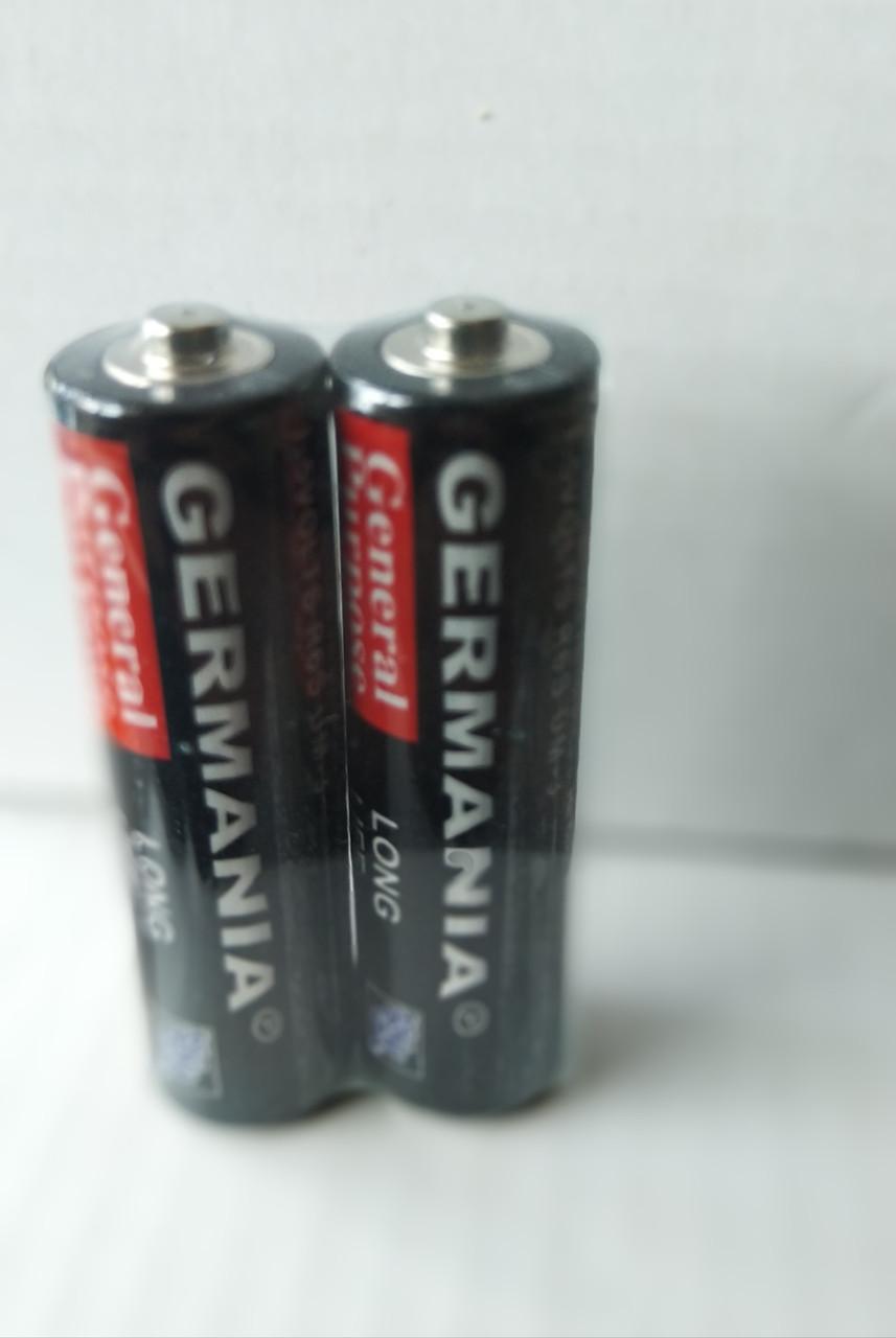 Батарейка солевая Germania АА R06 1.5V  Батарейка пальчиковая (2 шт.)