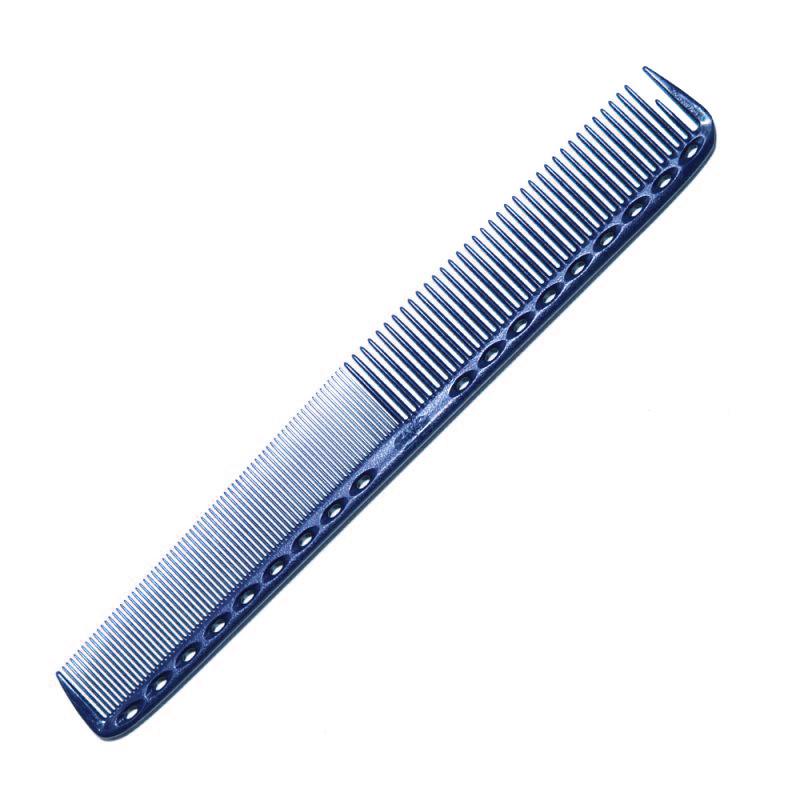 Расческа планка Y.S. Park YS-335 Blue L=215 мм