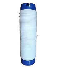 Резинка петельная 3 мм белая