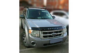 Мухобойка, дефлектор капота FORD Escape с 2007–2012 г.в.