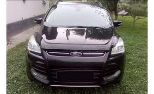 Мухобойка, дефлектор капота FORD Escape с 2012- г.в.