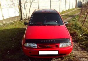 Мухобойка, дефлектор капота FORD Fiesta с 1995–1999 г.в.