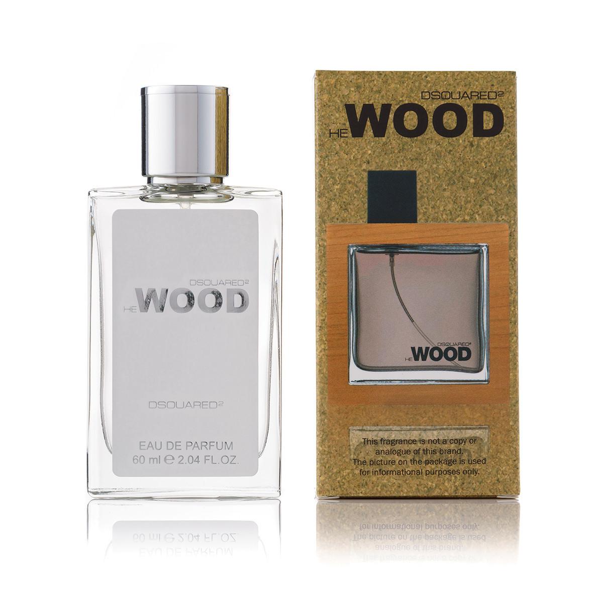 60 мл мини парфюм  Dsquared2 He Wood (М)
