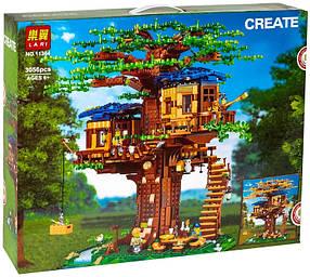 Конструктор Будинок на дереві, 3056 деталей