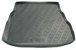 Коврик в багажник для Geely CК CК2 SD (09-) 125030100