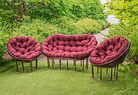Комплект мебели из искусственного ротанга Мамасан, фото 1