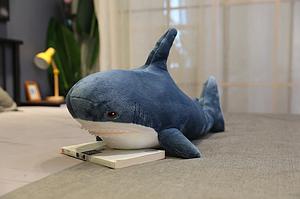 Оригинальная подушка Акула