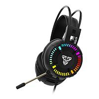 Наушники для геймеров с микрофоном, наушники для Компьютера Fantech HG19