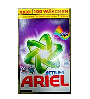 Ariel ACTILIFT Color & Style стиральный порошок для цветного 100 стирок 6,5 кг