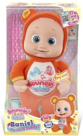 """Кукла Bouncin"""" Babies Поющая"""