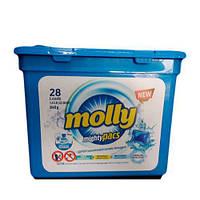 Molly Капсулы для стирки (28 стирок)