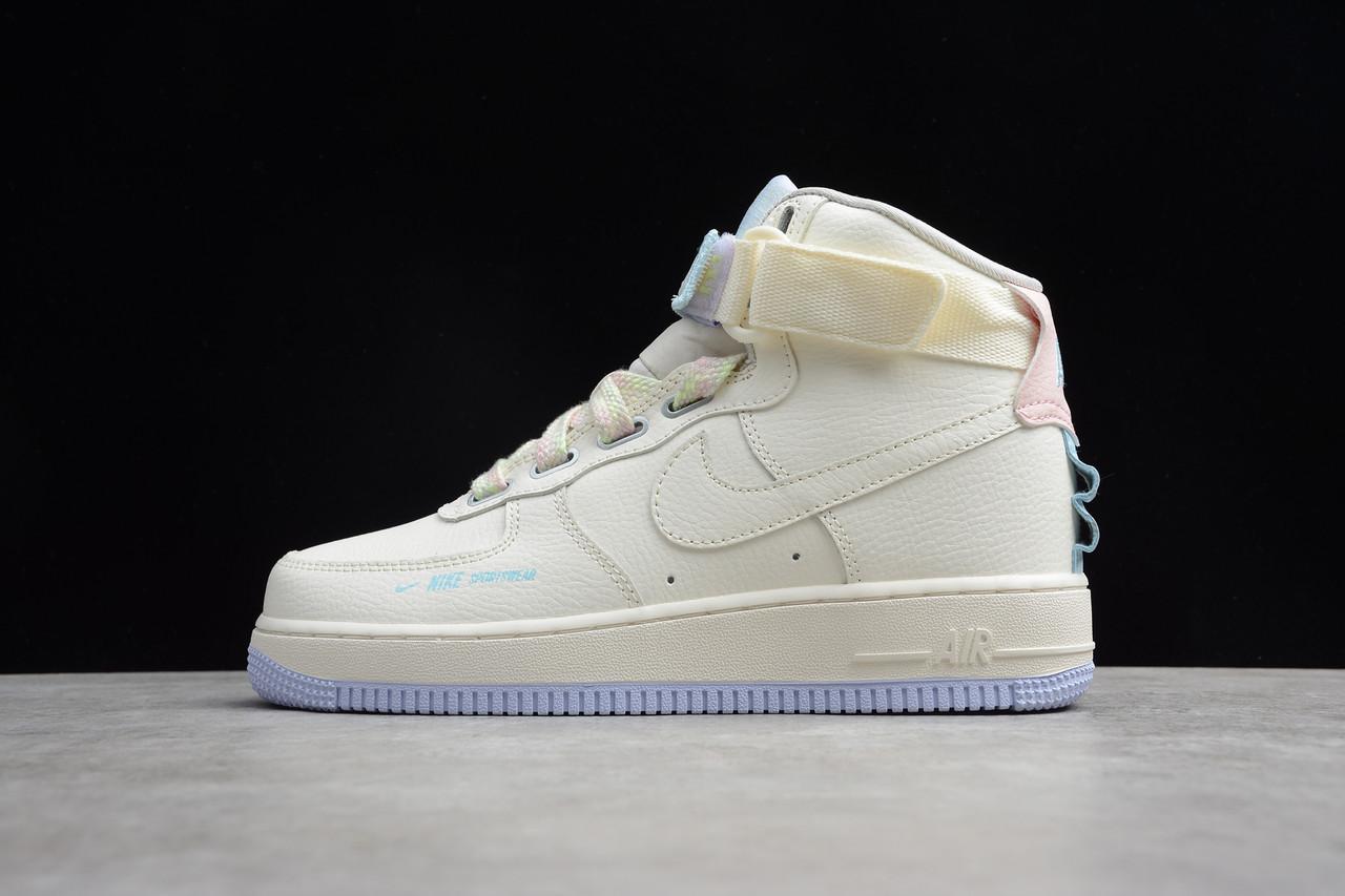Кросівки чоловічі Nike Air Force 1 / 1AFM-401 (Репліка)