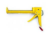 Пистолет для силикона рамного типа СИЛА