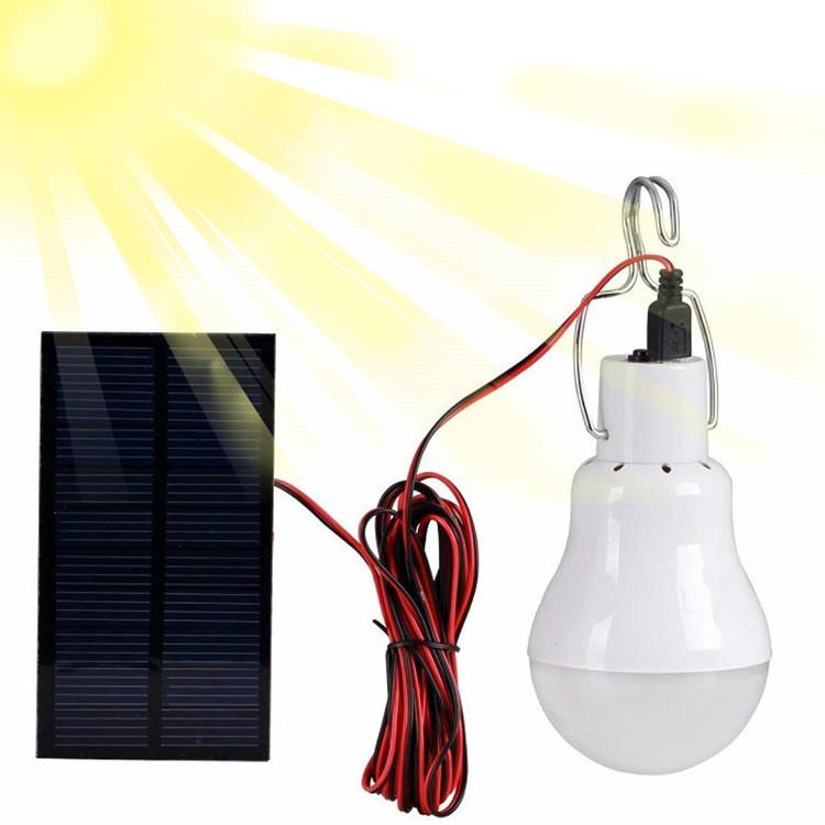 Лампа портативная с солнечной зарядной панелью. Лампа туристическая с солнечной зарядкой