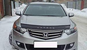 Мухобойка, дефлектор капота HONDA Accord с 2008-2013 г.в.