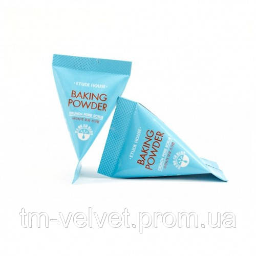 Скраб для лица с содой от Etude House Baking Powder Crunch Pore Scrub