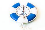 """Часы деревянные """"Спасательный круг """", фото 3"""