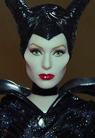 Коллекционная кукла Малефисента Dark Beauty Maleficent
