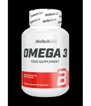 BioTech USA Omega 3 90 caps