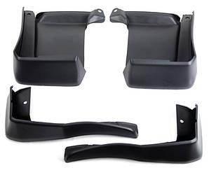 Брызговики полный комплект для Honda Accord sd 2014- (полный кт-4шт), кт. MF.HOAC2014