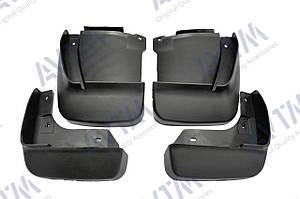 Брызговики полный комплект для Honda Accord sd 2003-2008 (08P08-SEA-601;08P09-SEA-601), кт 4шт MF.HOAC2003