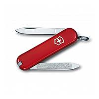 Нож Victorinox Викторинокс Escort 58 мм 6 предметов красный