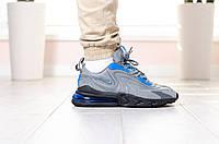 Мужские кроссовки Nike Air Max 270 React, Реплика, фото 1