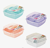 Набор пластиковой посуды для пикника на 6 персон Irak Plastik PK-60283