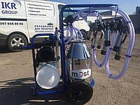 Доїльний апарат / доильный аппарат для двох корів Most TK 2-AK