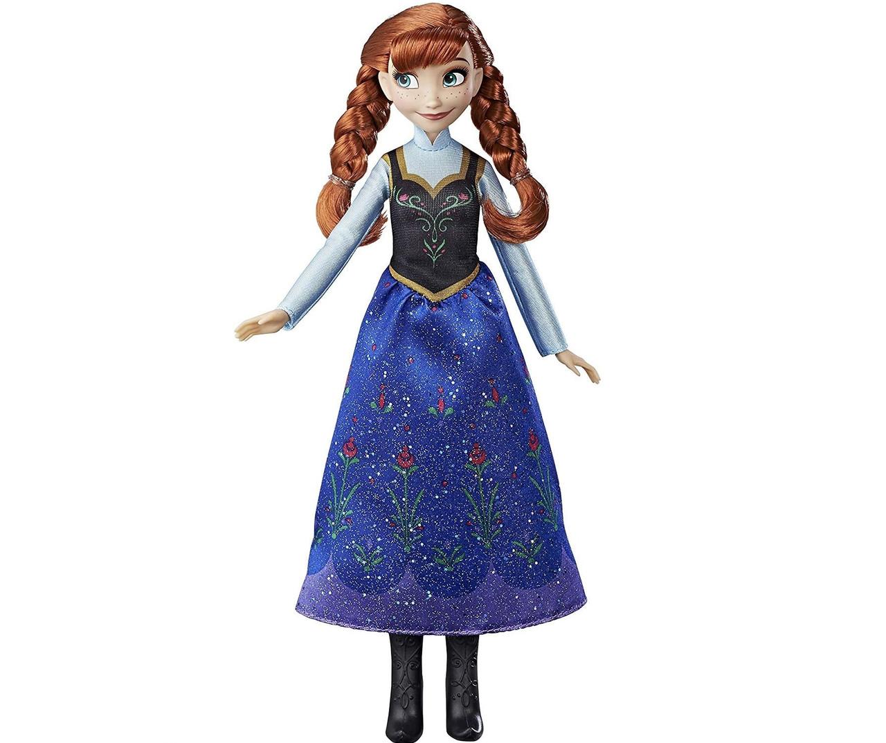 Disney лялька Ганна з Холодного Серця Оригінал Frozen Classic Fashion Anna (E0316AC2)