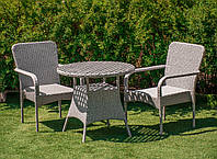 Комплект мебели из искусственного ротанга Лион, фото 1