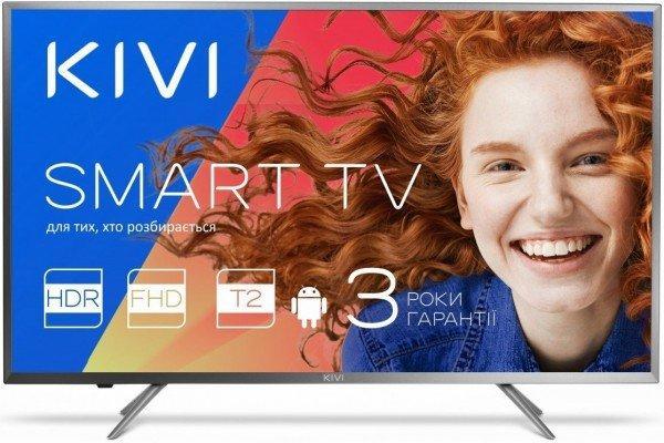 Телевізор LED Kivi 40FR50BU